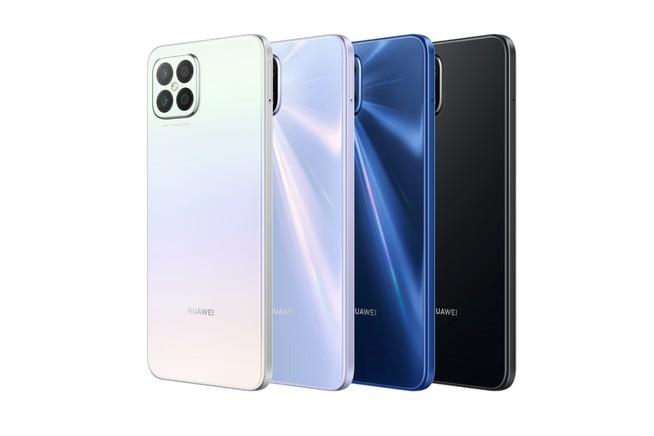 Huawei Nova 8 SE: arriva il nuovo smartphone con la ricarica rapida