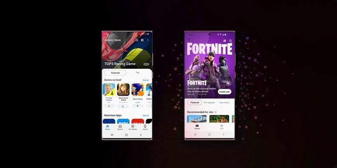 Galaxy Store si aggiorna: i giochi passano in primo piano