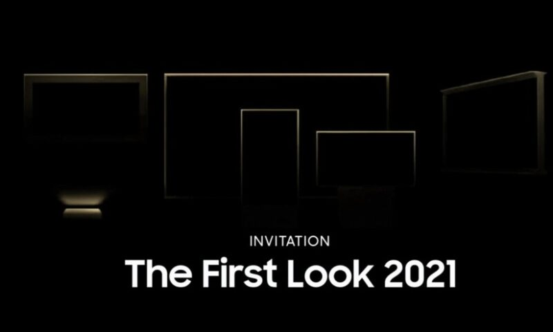 Samsung presenterà i suoi nuovi display a gennaio 2021