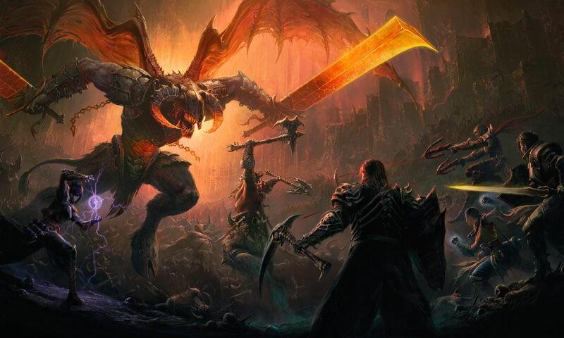 Diablo Immortal: presto i primi test con l'alfa tecnica su mobile