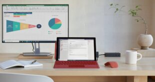 Microsoft presenta Surface Pro 7+ for Business
