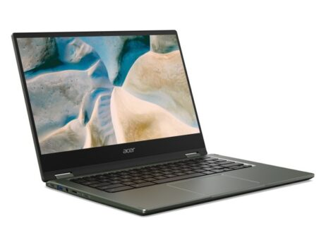 ACER presenta Chromebook Spin 514