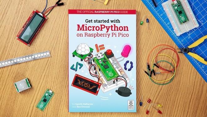 Raspberry Pi presenta il suo primo microcontroller