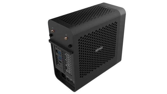 CES 2021: presentato Zotac Magnus One, un mini-PC con GeForce RTX 3070