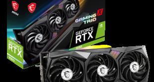 GeForce RTX 3060: in Italia arrivano nuovi modelli custom di MSI