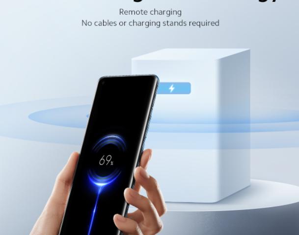 Xiaomi lancia Mi Air Charge: una ricarica a distanza