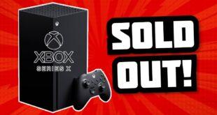 Xbox Series X, zero scorte fino a Giugno