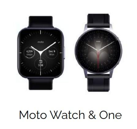 Motorola: tre nuovi smartwatch in arrivo