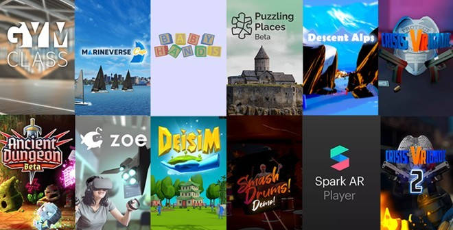 Oculus Quest si aggiorna e introduce Messengers e App Lab