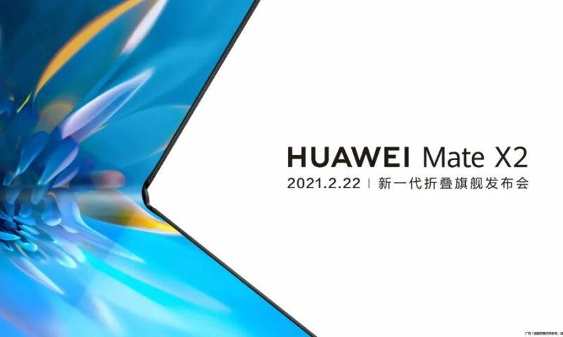 Huawei Mate X2 è realtà: lo vedremo il prossimo mese