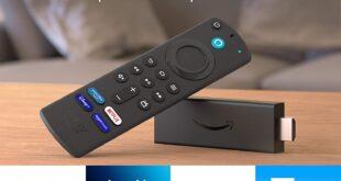 Amazon lancia una nuova Fire TV Stick, rinnovato il telecomando