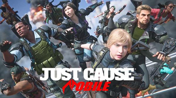 Just Cause irrompe su smartphone con un gioco mobile