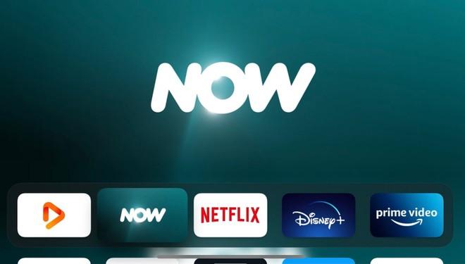 NOW è disponibile su Apple TV