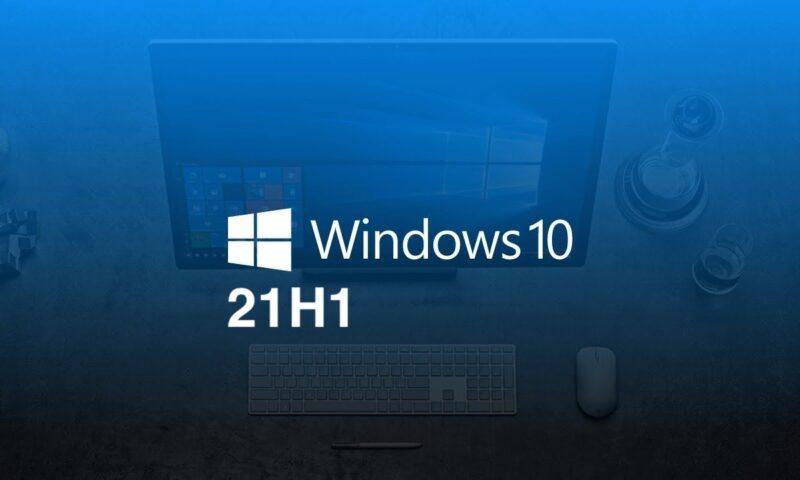 ISO di Windows 10 21H1 disponibili al download!