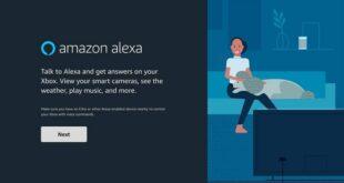 Xbox riceve l'app di Alexa