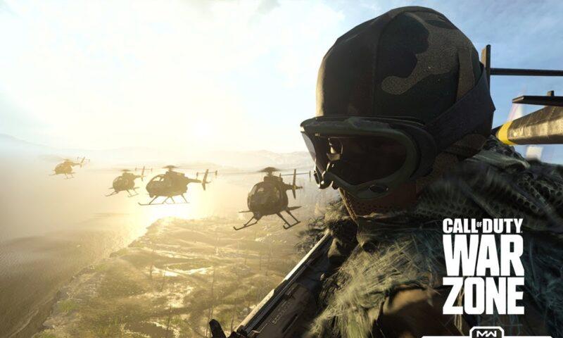 Call of Duty: Warzone riceve gli aggiornamenti texture su PS5 e Xbox Series X