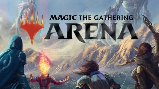 Magic: The Gathering Arena arriva finalmente sui dispositivi Apple