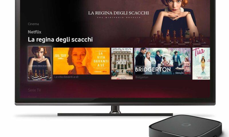 Vodafone presenta il nuovo TV Box Pro, ecco le offerte!