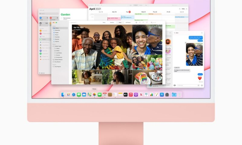 iMac Apple da 24″: più veloce e più sottile