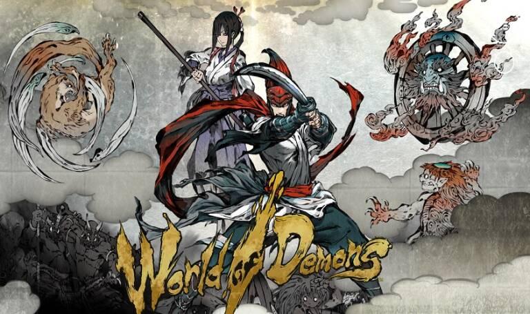 Il Giappone invade Apple Arcade: arrivano World of Demons e Fantasian