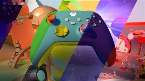 Xbox Design Lab torna con nuovi controller personalizzabili, le novità