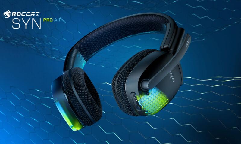 Le nuove cuffie Syn Pro Air arrivano sul mercato