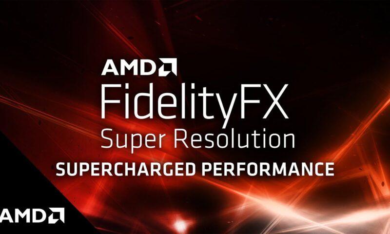 AMD FidelityFX Super Resolution è arrivato, ecco i primi giochi compatibili