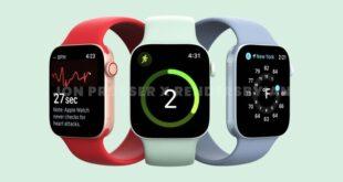 Apple Watch 7: rumor e novità