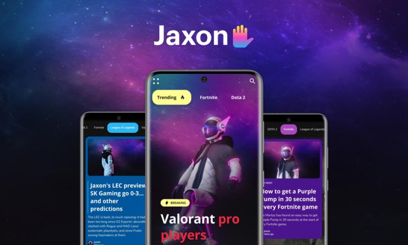 Samsung e Upday presentano Jaxon, la nuova app dedicata agli eSport