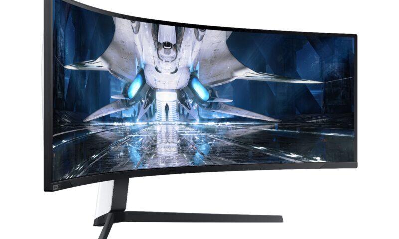 Samsung ha presentato il nuovo monitor Odyssey Neo G9