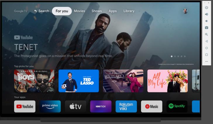 Android TV 12: le novità della Beta 3