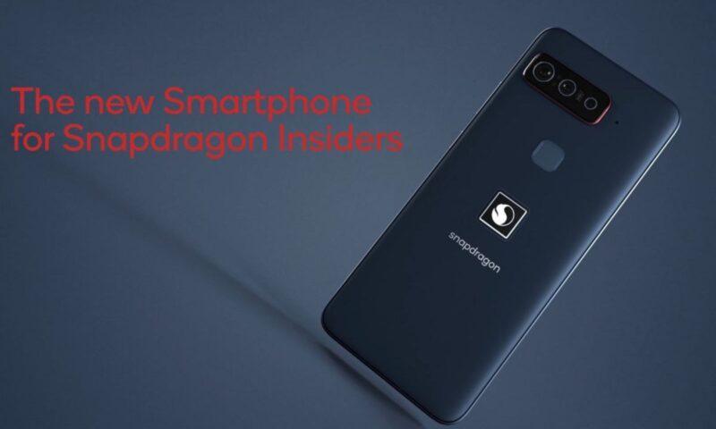Qualcomm annuncia Snapdragon Insiders, uno smartphone da gaming