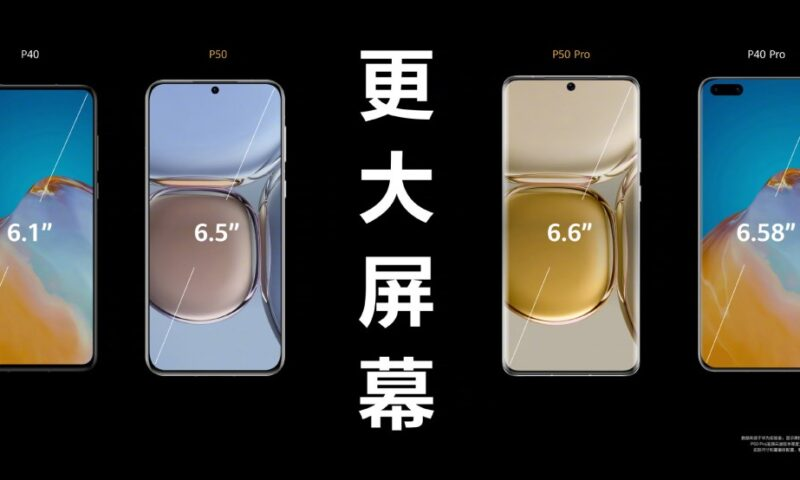 Huawei P50 e P50 Pro ufficiali: ecco tutti i dettagli!