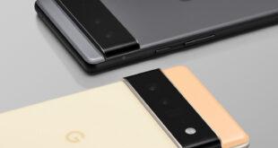 Google svela i nuovi Pixel 6 e Pixel 6 Pro