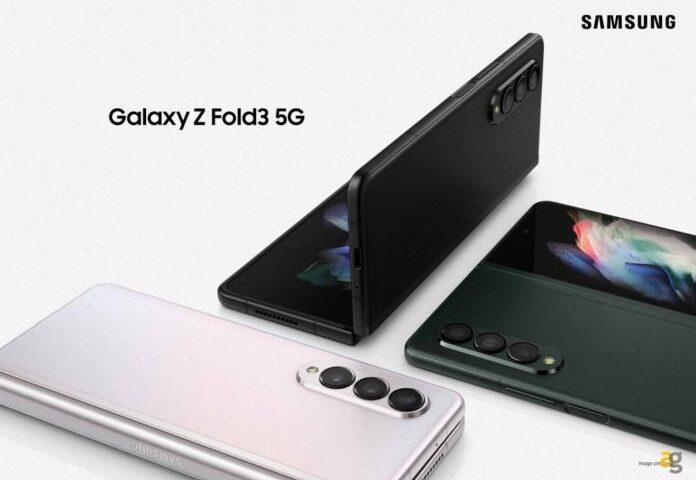 Presentati i nuovi Galaxy Z Fold3 e Galaxy Z Flip3
