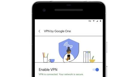 Google: arriva in Italia la VPN, ecco come funziona