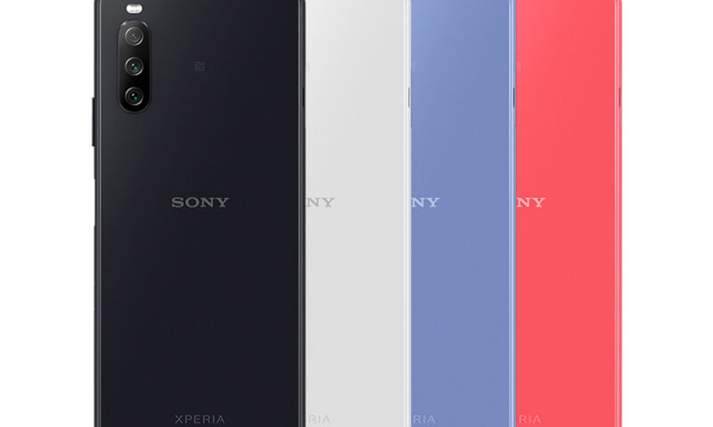 Annunciato Sony Xperia 10 III Lite
