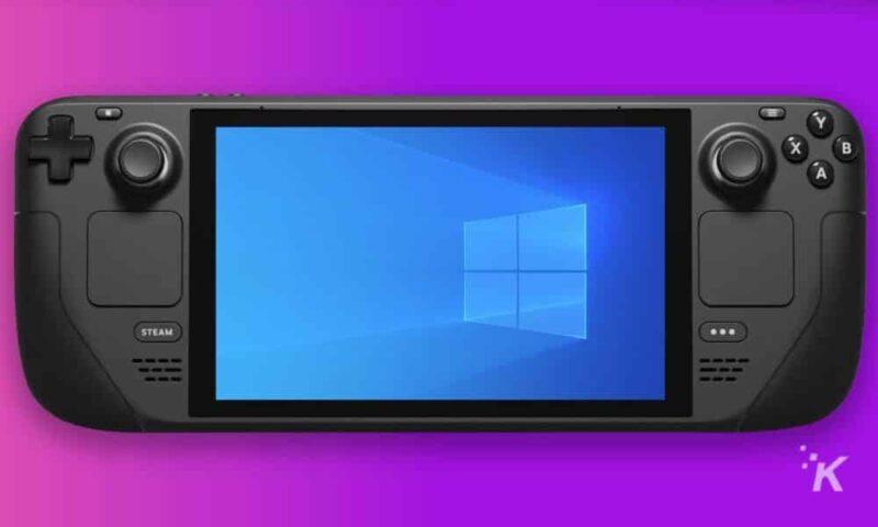 Steam Deck sarà compatibile con Windows 11? Valve prova a rispondere