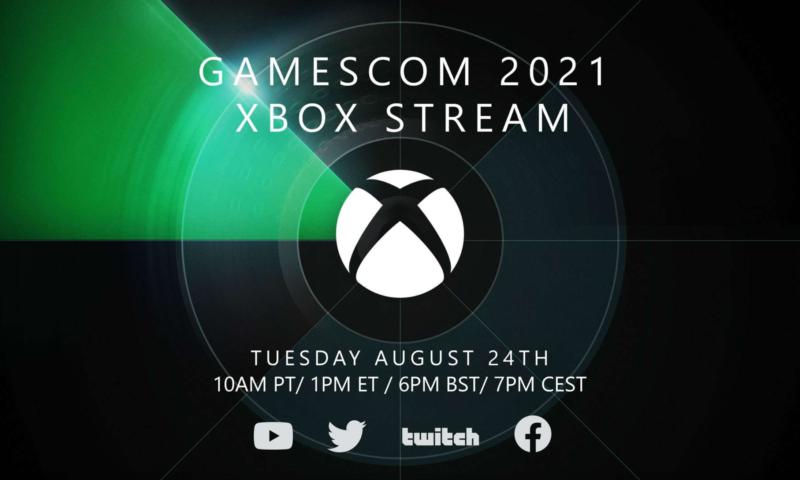 Gamescom 2021: Microsoft annuncia l'evento Xbox