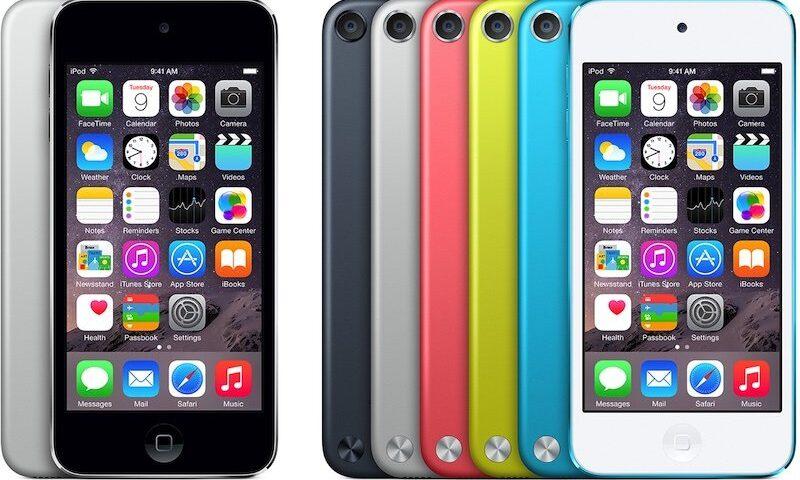 Ipod Touch di 5° generazione è ufficialmente obsoleto per Apple