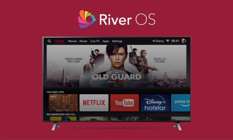 LG Ads presenta River OS, una nuova piattaforma per Smart TV