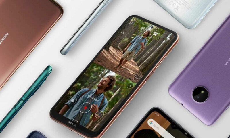 Android 12: la developer preview arriva su Nokia X20