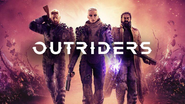 Outriders è disponibile su Windows e Game Pass PC